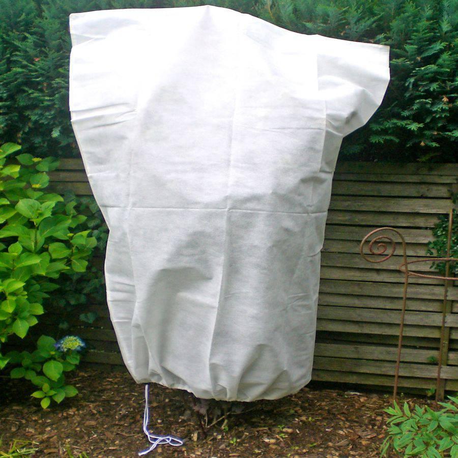 plant winter frost protection vlies pflanzen vlieshaube h lle 120 x 180 cm weiss ebay. Black Bedroom Furniture Sets. Home Design Ideas