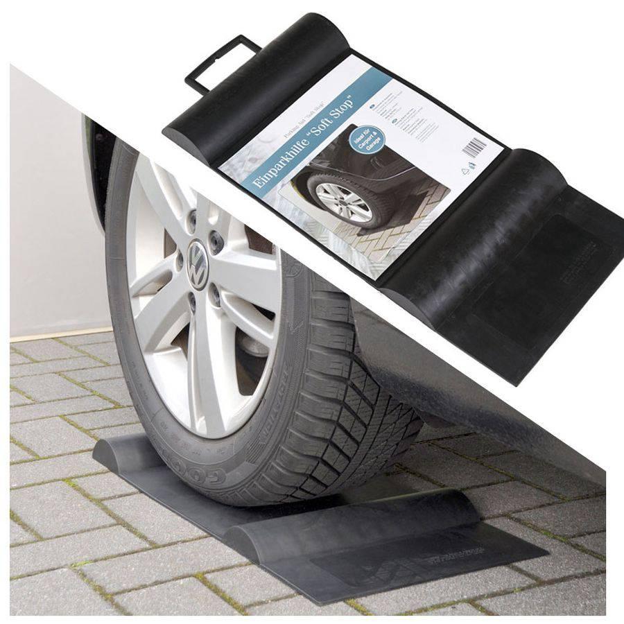 Pkw einparkhilfe parkmatte parkstopp parkplatz markierung for Garage electricite auto 95