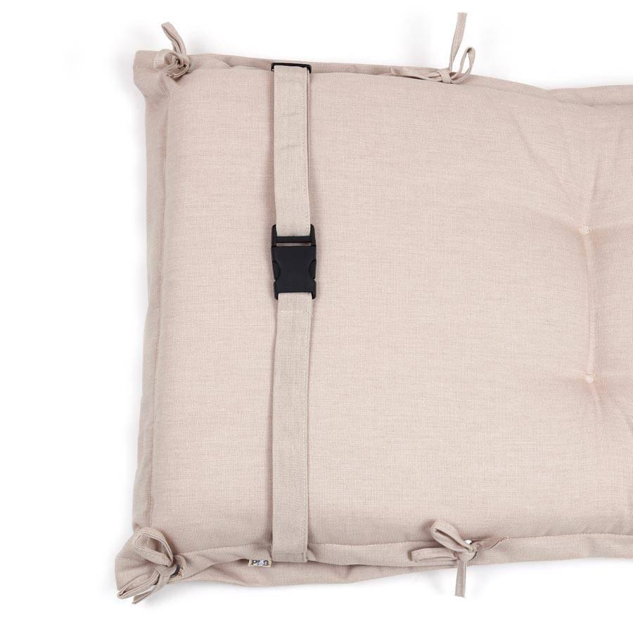 deckchairauflage 180 x 44 gartenm bel auflage polster deckchair liegestuhl sand ebay. Black Bedroom Furniture Sets. Home Design Ideas