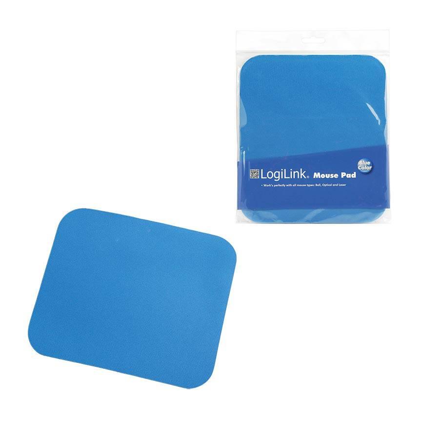 blau 3mm Maus-Pad