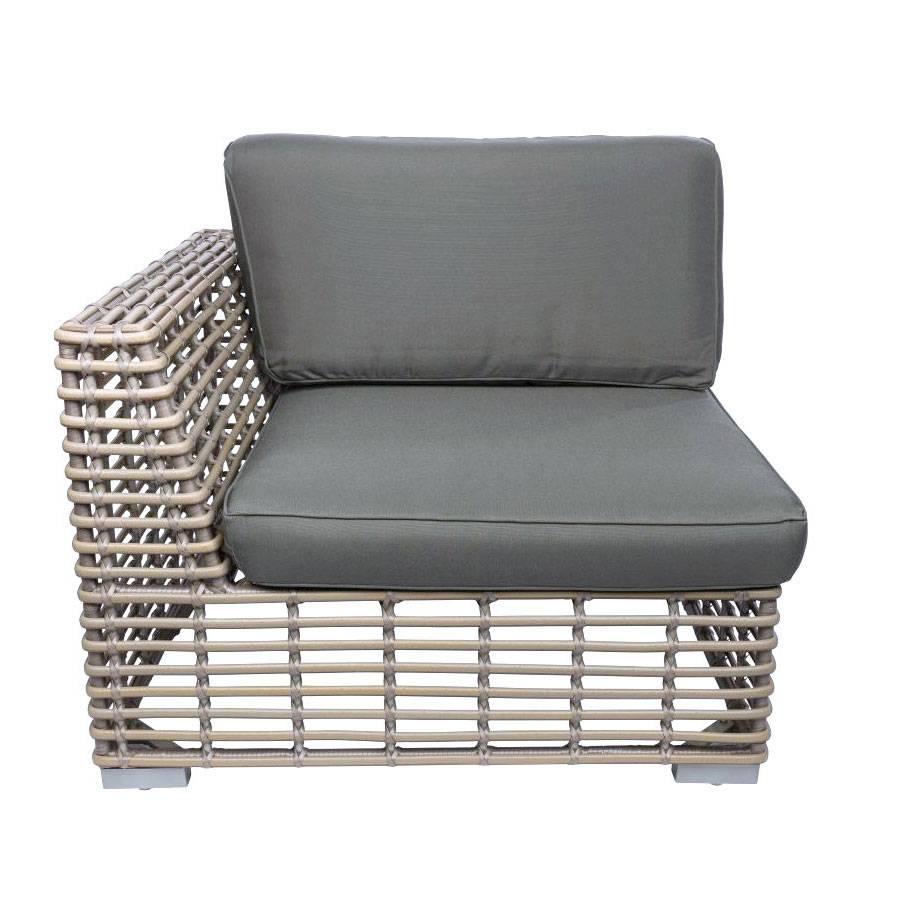 premium gartenlounge sofa sessel tisch hocker outdoor. Black Bedroom Furniture Sets. Home Design Ideas