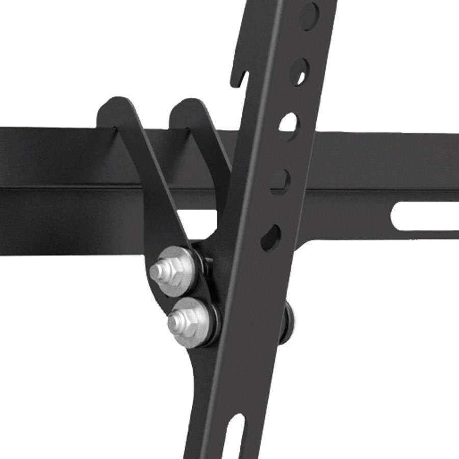 logilink universal led lcd tv wandhalterung 32 55 neigbar bis 35 kg. Black Bedroom Furniture Sets. Home Design Ideas