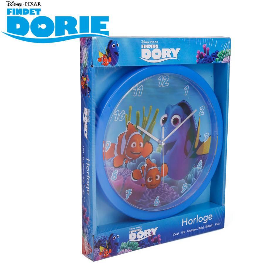 Disney findet dorie wanduhr rund 25 cm durchmesser - Wanduhr 100 cm durchmesser ...
