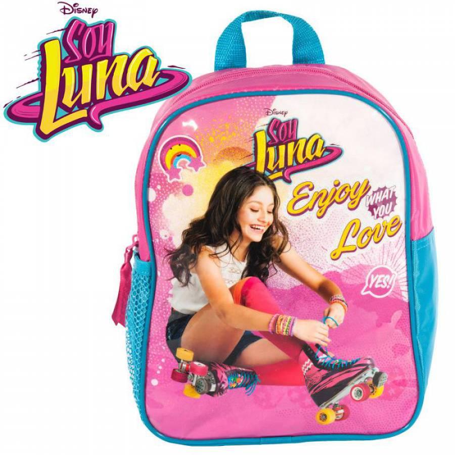 kleiner rucksack m dchen pink schule kindergarten tasche soy luna 175g leicht ebay. Black Bedroom Furniture Sets. Home Design Ideas