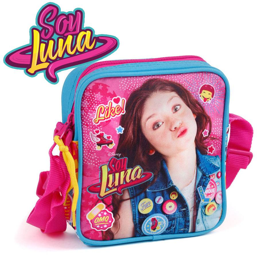 schnellversand soy luna mini schultertasche 18 x 16 x 5 cm m dchen t schchen ebay. Black Bedroom Furniture Sets. Home Design Ideas