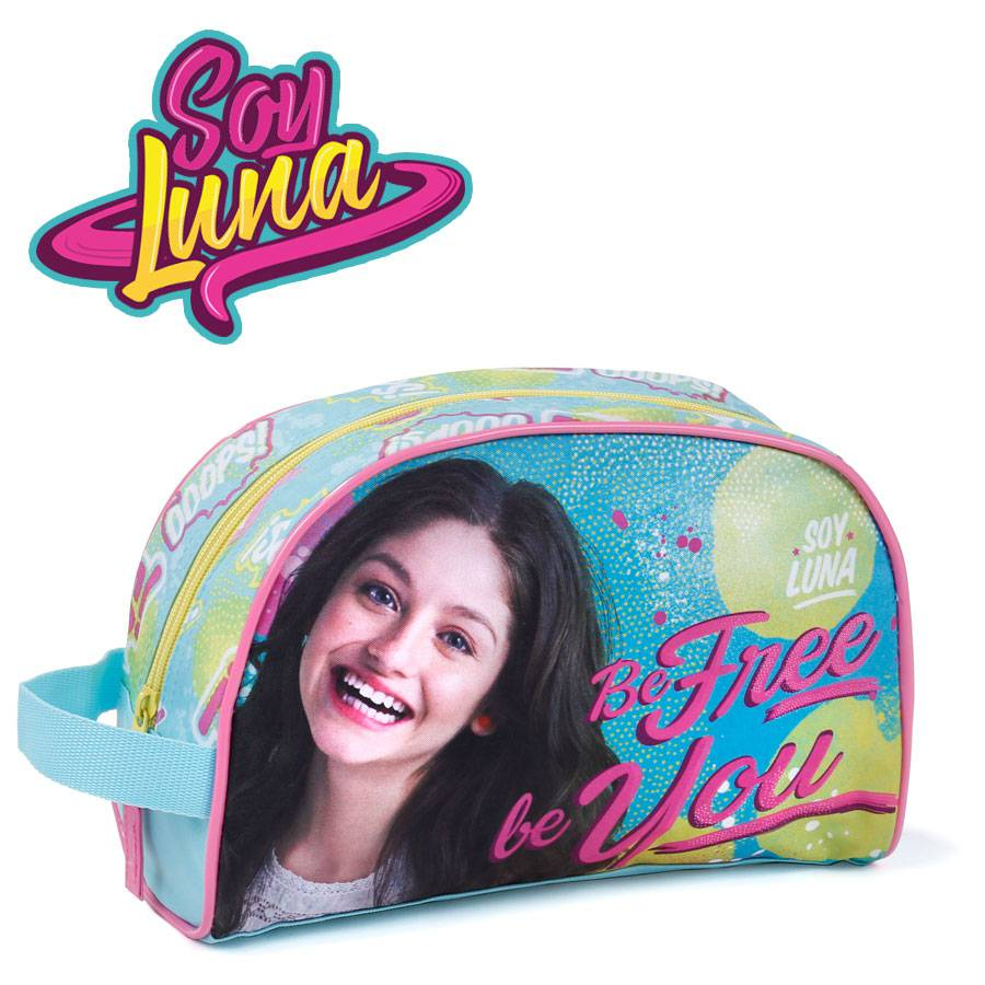 schnellversand soy luna soyluna soi kulturbeutel reise kulturtasche pink girl ebay. Black Bedroom Furniture Sets. Home Design Ideas