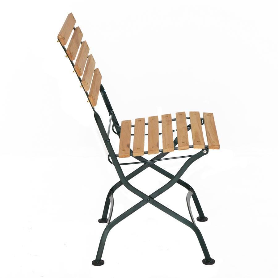 2er set ploss teak stuhl verona klappbar 46 x 55 x 88 cm. Black Bedroom Furniture Sets. Home Design Ideas