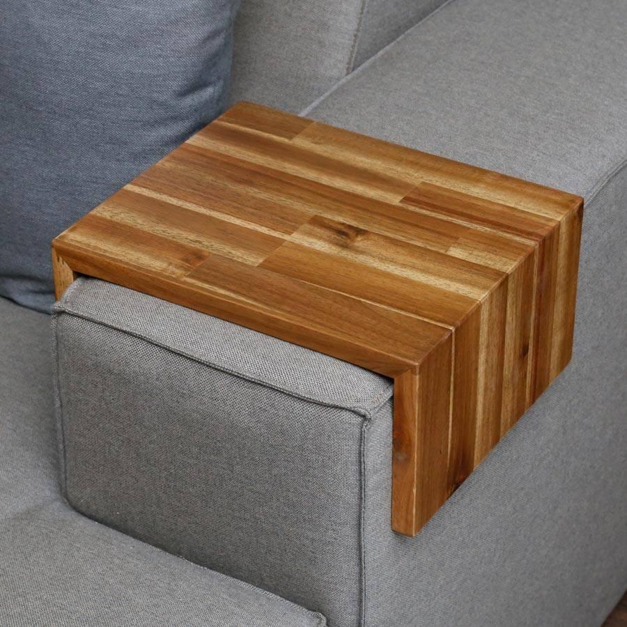 Tablett f r sofa couch lounge massanfertigung for Sofa tablett