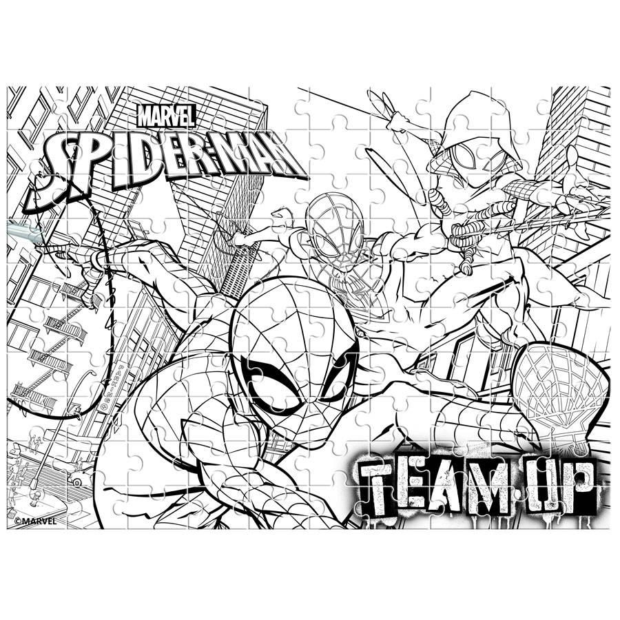 spiderman bilder zum ausmalen