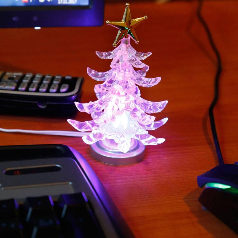 usb gadget weihnachtsbaum usb weihnachtsbaum led wechselt. Black Bedroom Furniture Sets. Home Design Ideas