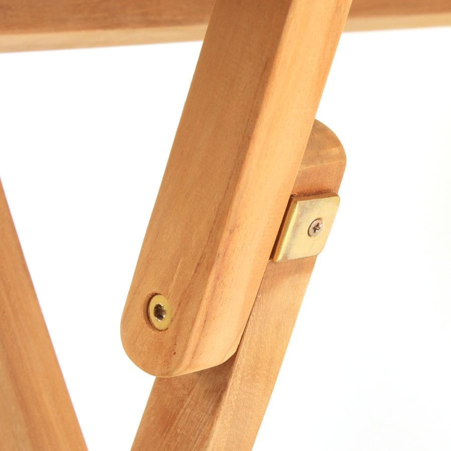 roggemann tl8113 teak tisch rund 90 cm klappbar holztisch gartentisch klapptisch. Black Bedroom Furniture Sets. Home Design Ideas