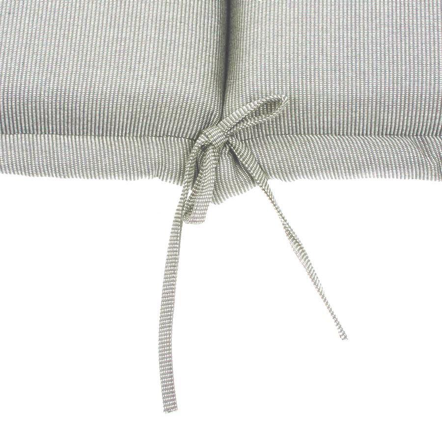 roggemann auflage polster f r liegestuhl deckchair 184x45 cm taupe grau ebay. Black Bedroom Furniture Sets. Home Design Ideas