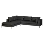 EXOTAN® CASABLANCA LOUNGE LINKS - SCHWARZ